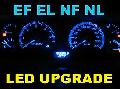 LED Dash Cluster EF EL Falcon NL NF Fairlane Upgrade KIT Light Bulb Fairmont