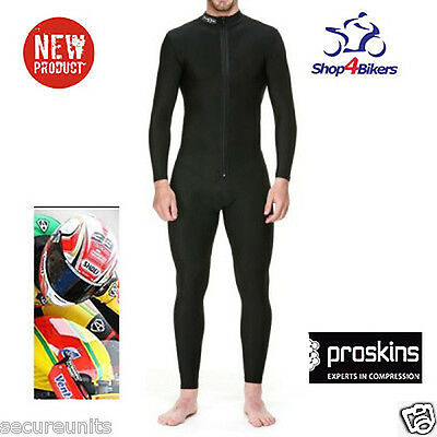 Motorcycle Proskins Moto Base all season one piece suit base layer compression