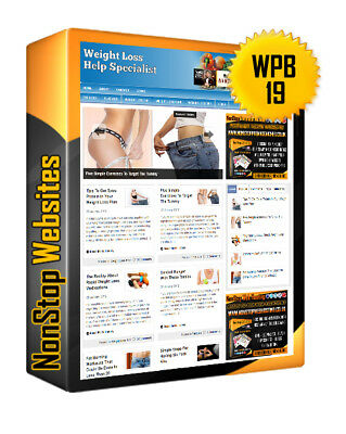 Weight Loss Blog Complete Turnkey Website For Sale Ready To Run Business