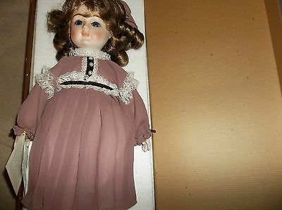 """The Gorham Musical DOLL Collection- """"Christina """""""
