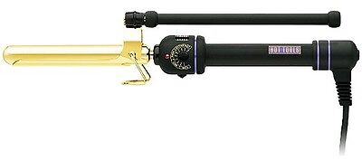 "Hot Tools Professional 3/4"" Gold Marcel Hair Curling Iron 1105 Pro Beauty Salon"
