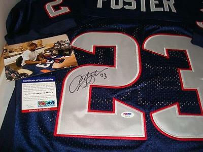 Arian Foster signed Houston Texans jersey - PSA/DNA Authenticated - Pro Bowl RB