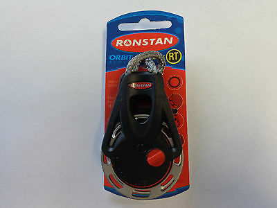 BLOCKS Ronstan RF46102 Series 40 RT Orbit Block Single Manual Dyneema Link Head