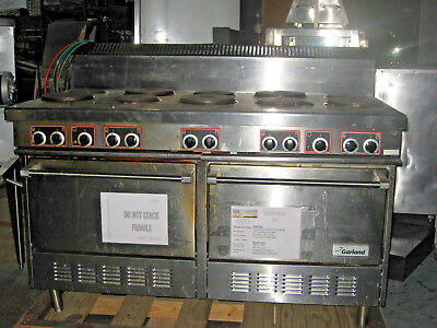Garland Electric Restaurant Range S684 Series