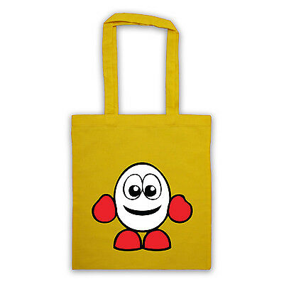 DIZZY yolk folk retro 80's gamer tote bag different colours spectrum zx shopper