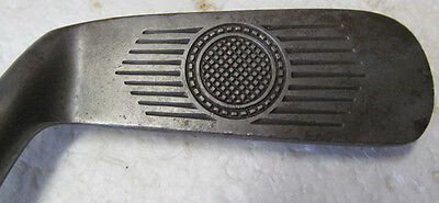 Vintage Hickory Shafted Ladies Kroydon Ball Face Putter