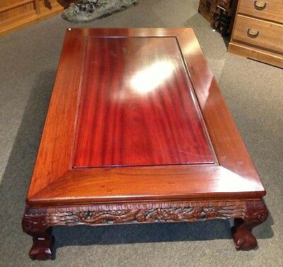 Chinese Rosewood Table