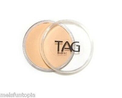 TAG Body Art 32g Pot Regular Beige Professional Face and Body Paint - Make up