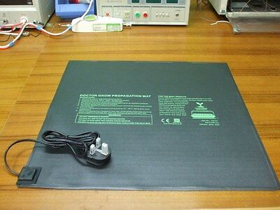 Heating Mat Propagation Deluxe Heated Propagator Heatmat Reptiles Vivarium
