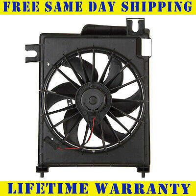Ch3113103 Ac A/c Condenser Cooling Fan For Dodge Fits Ram Truck 1500 2500 3500