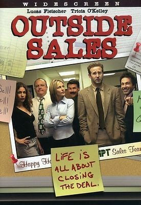Outside Sales (DVD, 2008) Factory Sealed Free Shipping