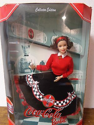 Coca-Cola Barbie 2   1999  Doll