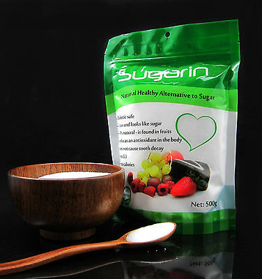 9 x Sugarin Erythritol 100% Pure Natural Sweetener Sugar Replacement