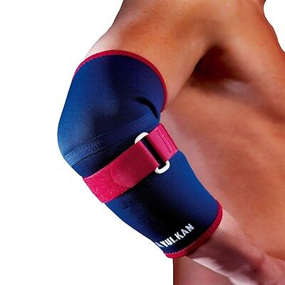 Vulkan Tennis Elbow 3017 Neoprene Brace Support Epi Strap Epicondylitis Tendon