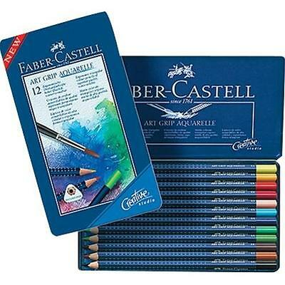 Matita Art Grip Creative Studio Faber Castell - assortiti - 114212 (conf.12)