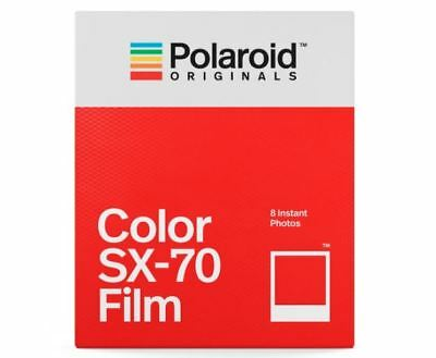 Impossible PX70 Cool Colour Shade Instant Film for Polaroid SX70 Camera