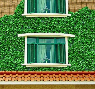 """Artificial Weatherproof Garden Screening Hedging """"IVY"""" - Choice of Colour & Size"""