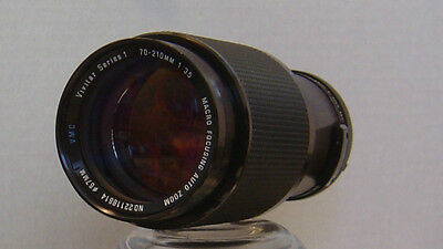 Vivitar series 1 70-210mm 3.5 for Nikon N/AI