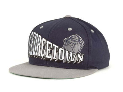 brand new 98689 e0b62 Georgetown Hoyas Top of the World Boom Box NCAA Team Snapback Cap Hat
