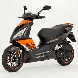 Peugeot Speedfight 3 125cc Darkside