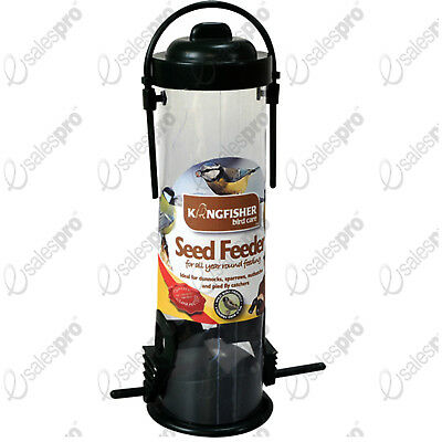 Great value Kingfisher bird seed feeder. Singles or discounted bulk buys