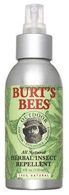 Burt's Bees Herbal All Natural Citronella Oil Insect Bug Repellent 4 oz - 118714
