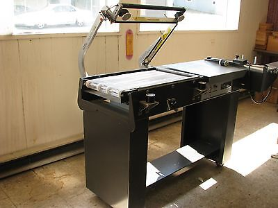 Eastey Enterprises, Inc  Econo Series L-Bar Sealer Model Em 1622T
