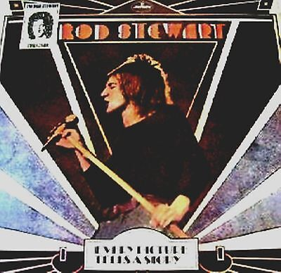 Lp - Rod Stewart - Every Picture Tells A Story (Re-Edit. 1979 Spanish Press) New