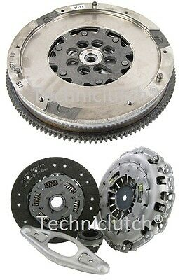 Dual Mass Flywheel Dmf And Complete Clutch Kit For Bmw 5 Series E60/e61