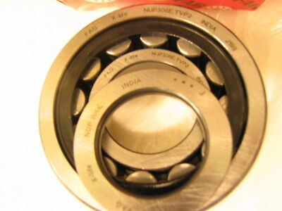 Triumph T140 Crankshaft Timing Side Roller Main Bearing Fag 60-7362