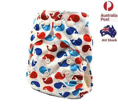Modern Baby Cloth Nappy Nappies Diaper Diapers Covers Reusable Washable MCN