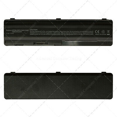 Replacement Spare Battery For HP Compaq 484170-001 484171-001 462889-121 6 CELLS