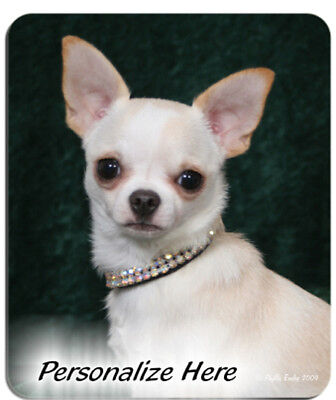 Chihuahua   Personalized Mouse Pad