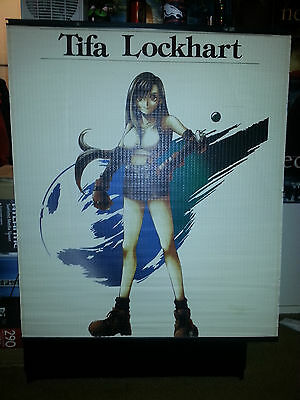 Final Fantasy 7 Tifa Lockhart  Window Blind