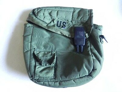 US Military Surplus Canteen Cover Carrier W/Sling For 2 Quart Olive Drab