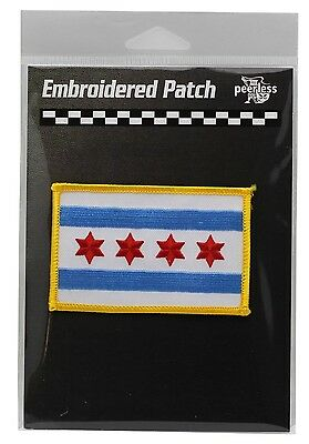 Chicago Flag Full Color Patch