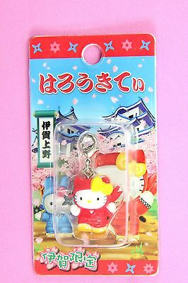 New Genuine Sanrio Hello Kitty Japan Limited Gotochi Cute Charm Strap #5