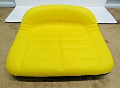 New! John Deere Jd Gator Mower Tractor Medium Back Replacement Seat