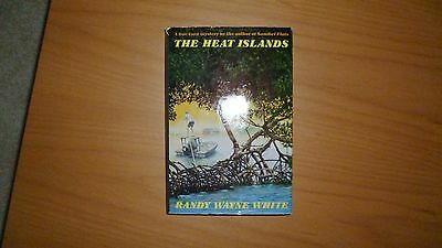Randy Wayne White - The Heat Islands  - HC DJ  1st printing