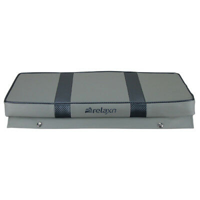 Boat Seat Cushion Tinny Seat 600 x 400 x 50 Light Grey