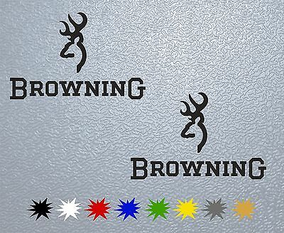 STICKER PEGATINA DECAL VINYL AUTOCOLLANT AUFKLEBER Browning