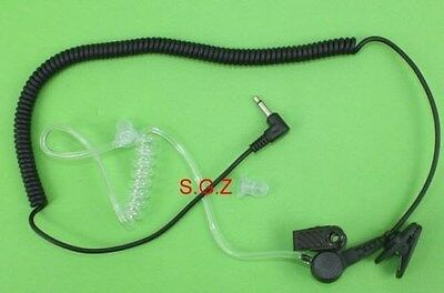 2.5mm Listen Only Ear Piece with Acoustic Tube for Speaker/Shoulder Microphone