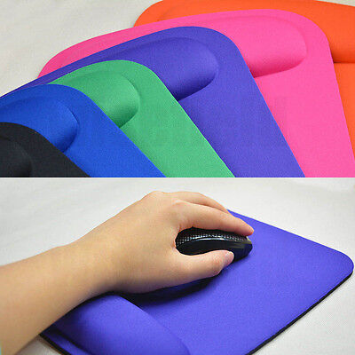 MousePad Pad Optical Wrist Comfort Mice Mouse Mat (Big & Thick High Quality )WFA