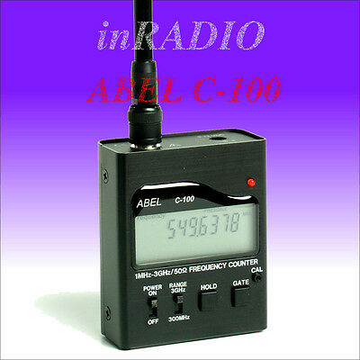 ABEL C-100 ( ACECO FC-1002 ) FREQUENCY COUNTER Free and fast delivery!