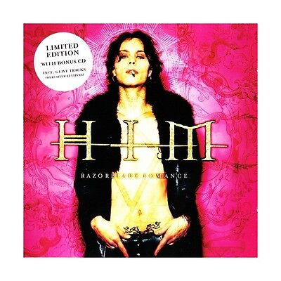 CD Him- razorblade romance (doppio album) Limited Edition 743218153228