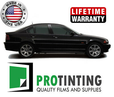 Elite Black 30% Auto tint film 760mm 6m Roll (Lifetime Warranty)