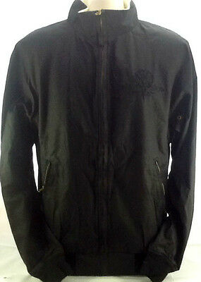 *SALE Canterbury Rugby Mens Heritage Classic Blousen Jacket In Black Size Large