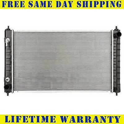 Radiator For Nissan Fits Altima Maxima 2.5 3.5 L4 4Cyl V6 6Cyl 2988