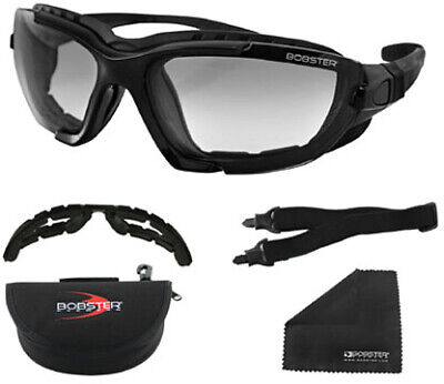 Bobster Eyewear Renegade Sport Sunglasses,Black Frame/Photochromic BREN101