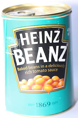 SECRET SAFE CONTAINER BAKED BEANS DESIGN STASH YOUR CASH HERBS Great Gift NEW